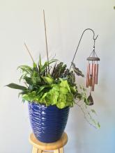 Chime Planter