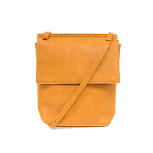 Front Flap Bag in Marigold