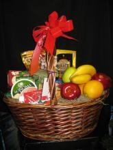 Grand Well Wishes Gournet Basket