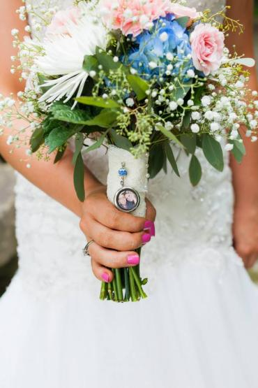 Patterson Wedding Bouquet