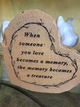 Treasured Memory Heart