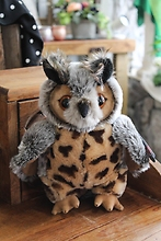 Owl Stuffed Animal