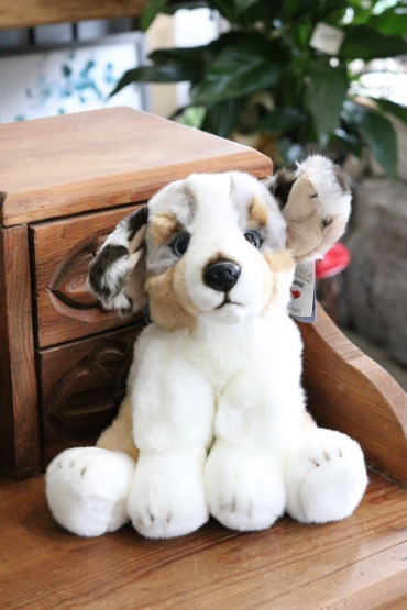 Australian Shepherd Stuffed Animal