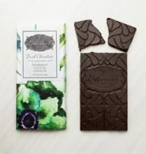 Organic Dark Chocolate + Peppermint Meltaway Bar