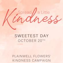 Kindness Campaign Carnations