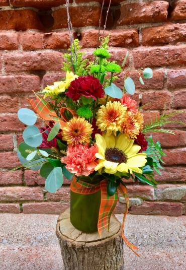 Fall Gathering Bouquet