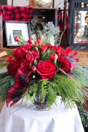 Season\'s Greetings Bouquet